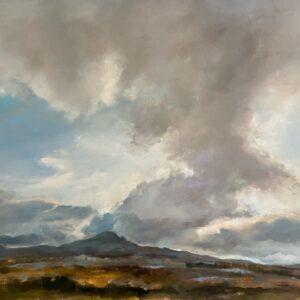 'Cumulus Rising'